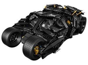 Batman Lego Tumbler