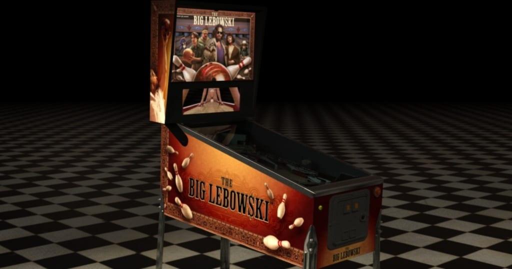 Big Lebowsky Flipperautomat