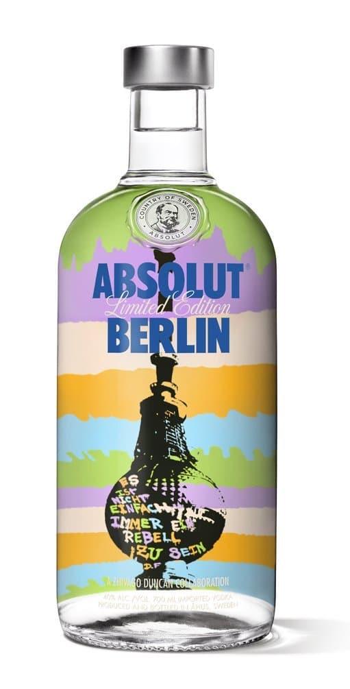 Absolut Wodka Berlin