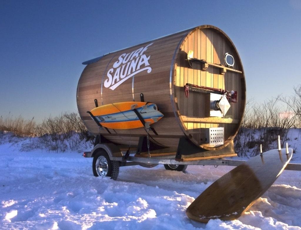 Surf Sauna