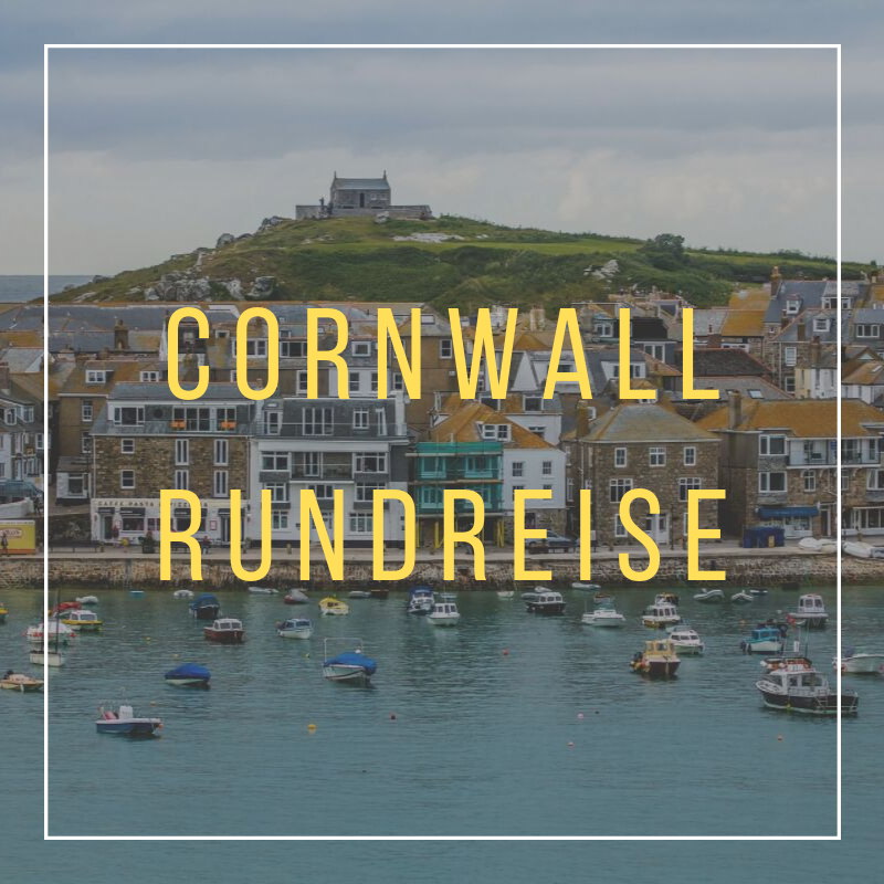 Cornwall Rundreise