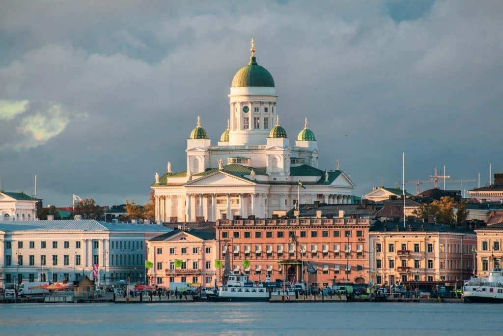 Helsinki Sehenswürdigkeiten