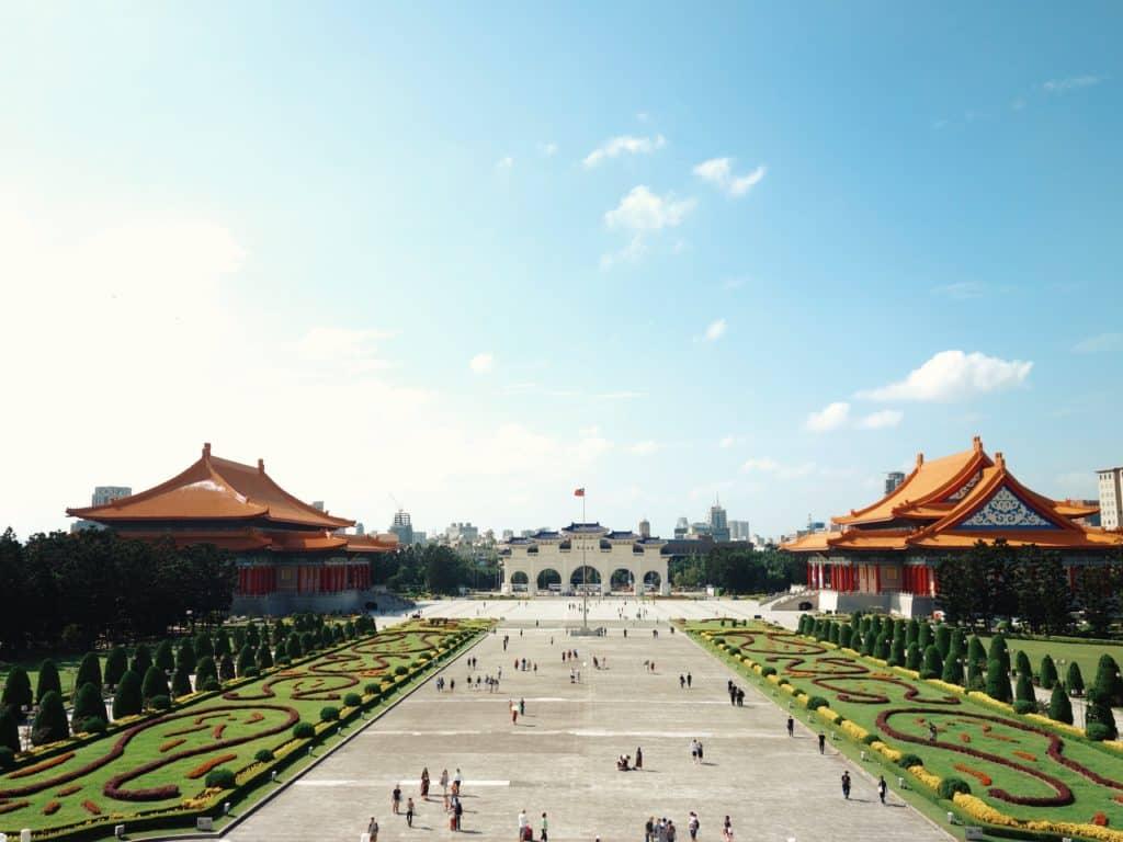 Taipei Urlaub