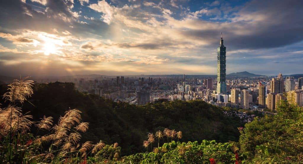 Taipei Reise