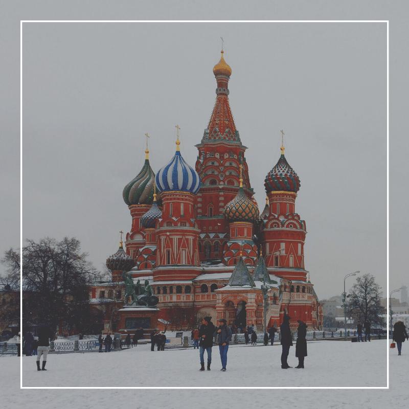 Russisch Lernen  für Anfänger