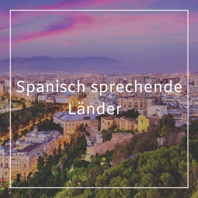 spanischsprachige länder