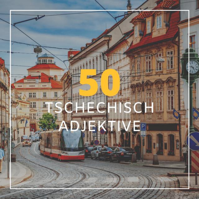 Tschechisch Lernen